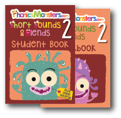 Phonics Level 2 Short Sounds & Blends