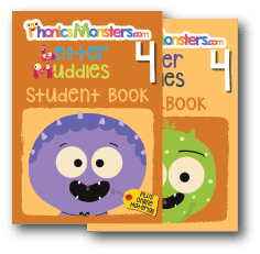 Phonics Level 4 Letter Muddles